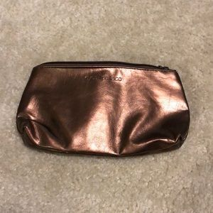 Handbags - Bronze clutch